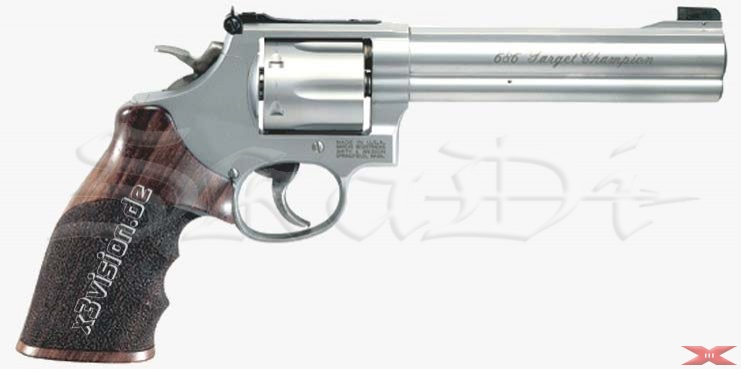 686 mod 4 target chion 0.38spl / 357mag: